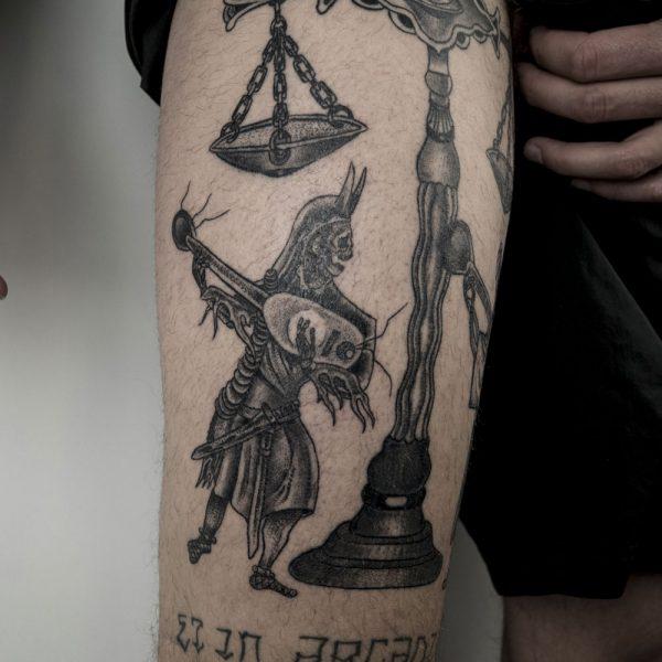 tatuajes black