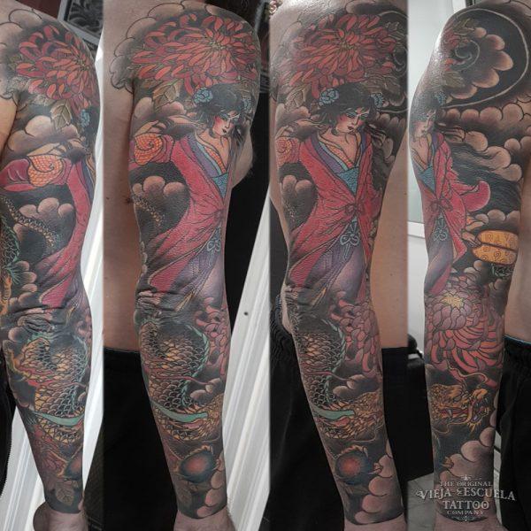 tattoo geisa